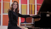 <h5>Clara Rodríguez, piano. <br/> Antonio Lauro, Suite Venezolana for piano</h5>