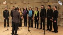 """<h5>Chamber Choir """"Cantoría de Caracas""""  <br/> Antonio Lauro, trhee madrigals:  Crepuscular, Allá va un encobijado, El arreo.<br/> Caracas, Venezuela </h5><p>                                                   </p>"""