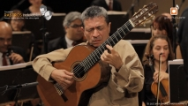 <h5>Luis Quintero, Soloist <br/> Antonio Lauro, Concerto for guitar and orchestra Nr. 1.<br/> Caracas, Venezuela </h5><p>                                                   </p>